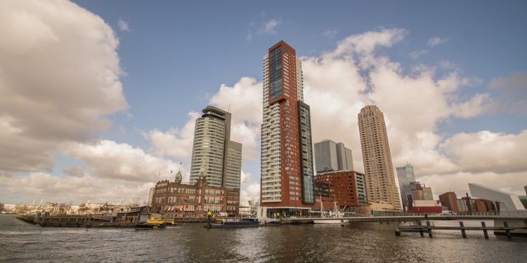 Rotterdam office space market