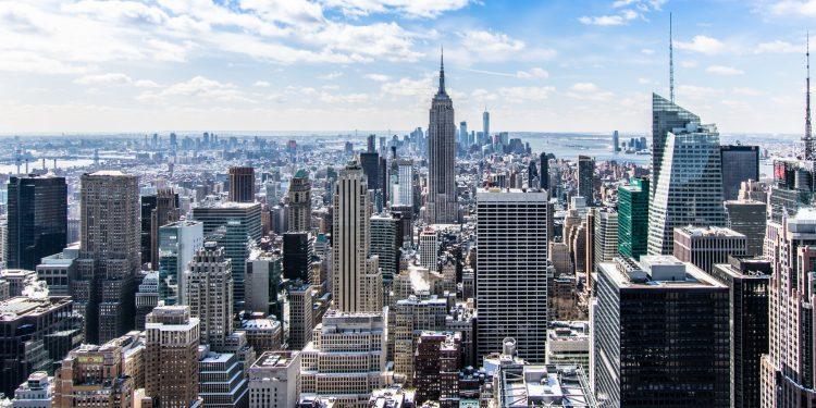 Nw york manhatten view