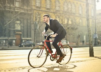 why biking to the office is good for everything